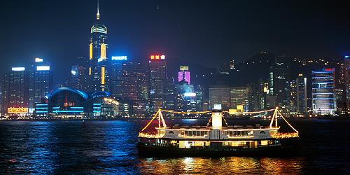 bến cảng vicroria hong kong