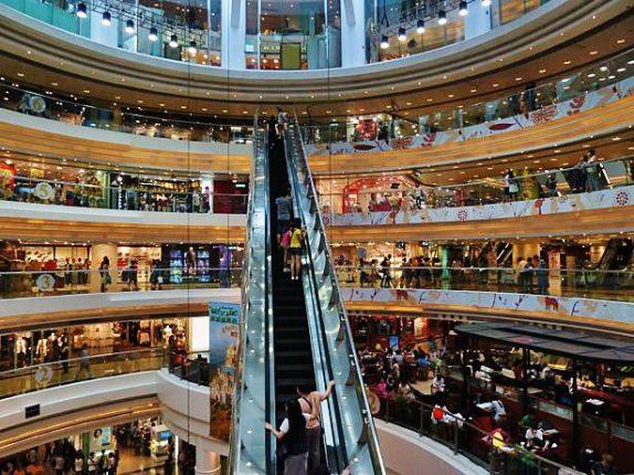 thiên đường mua sắm hong kong