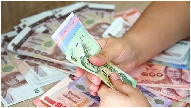 đổi tiền Thái Lan