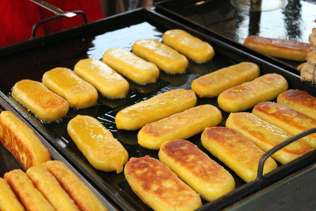 Bánh Ssiat Hoddeok phải thưởng thức khi du lịch busan
