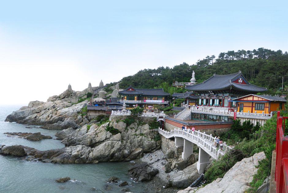 Chùa Haedong Yonggung Temple