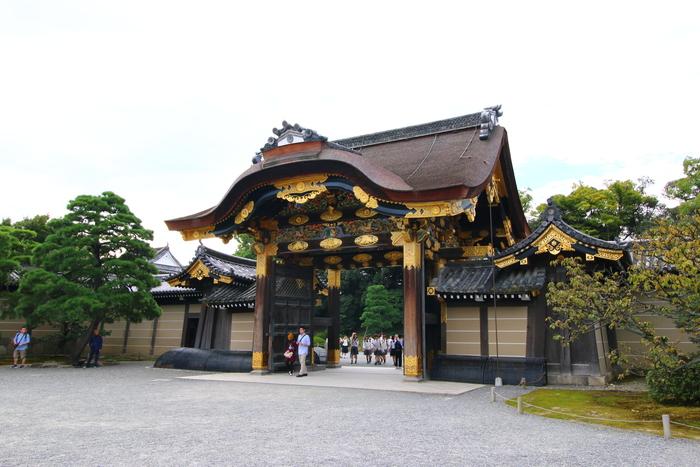 điểm tham quan Nijo jo Kyoto