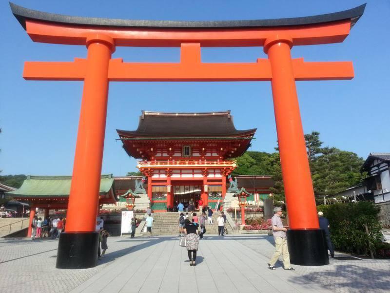 Đền thờ Fushimi-Inari-taisha