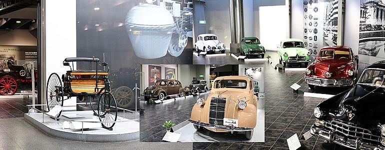 đi bảo tàng ô tô ở nagoya