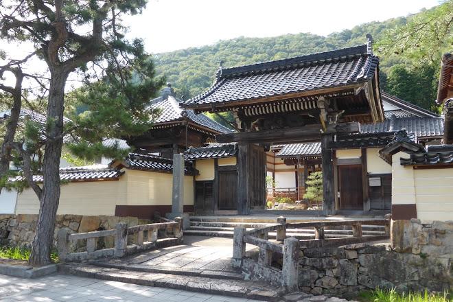 đi chùa joki-ji nagoya