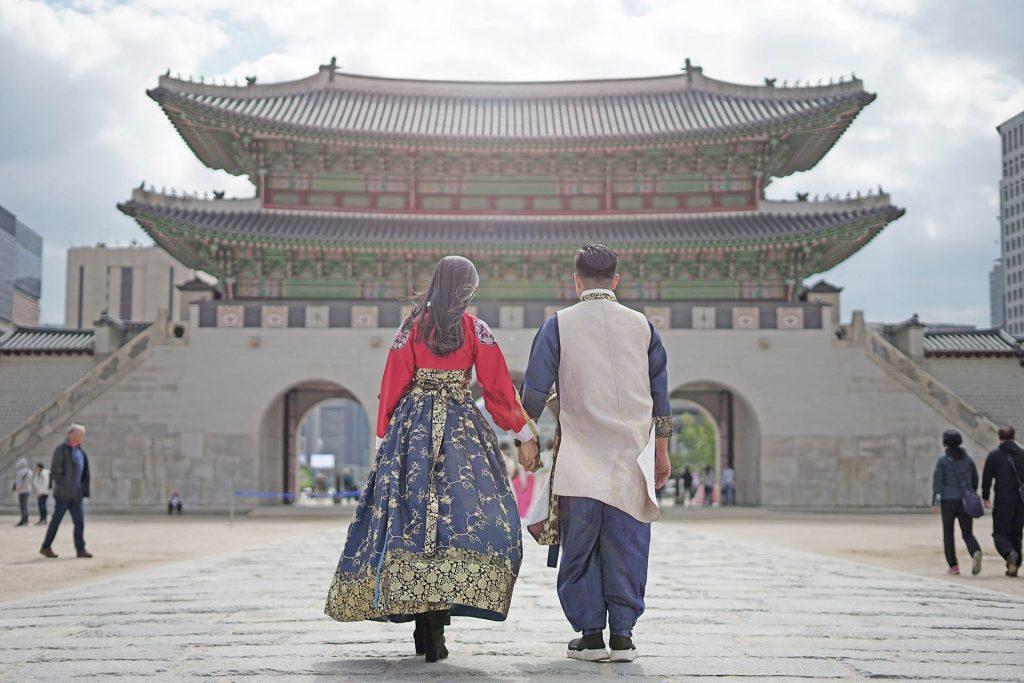 du lịch tự túc Seoul
