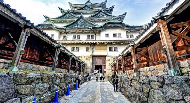 thành Nagoya du lịch tự túc