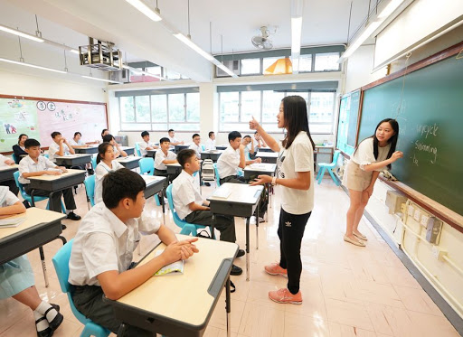 giáo dục hong kong